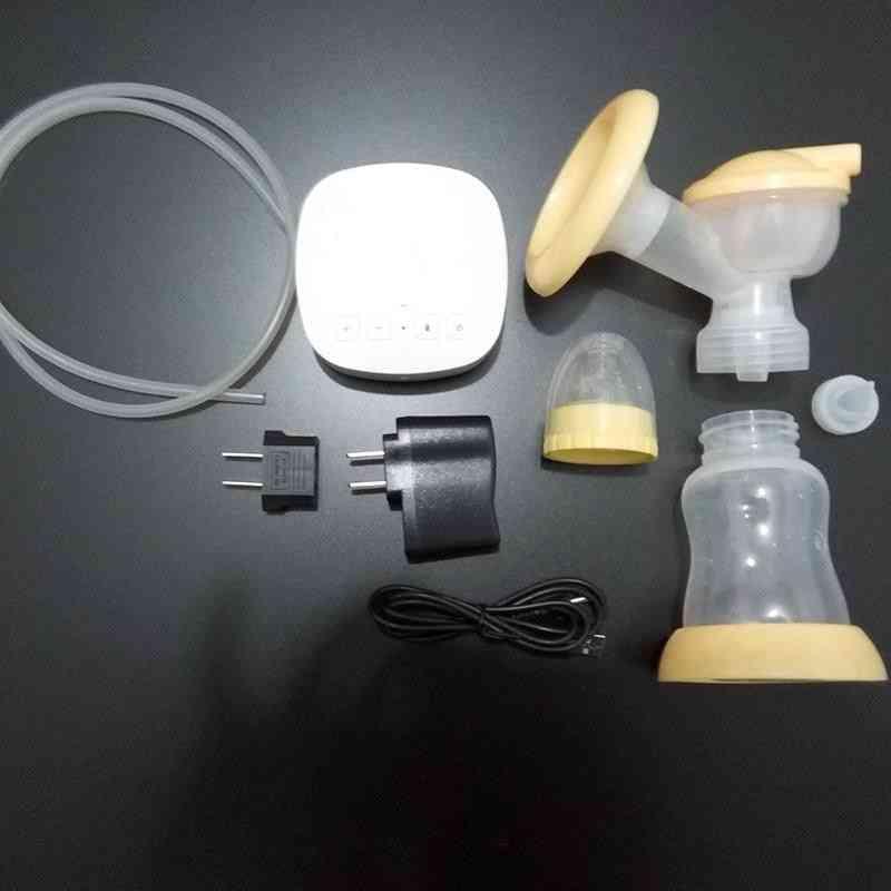 Convenient Usb Bpa Free Breast Pump, Powerful Nipple Electric Pumps