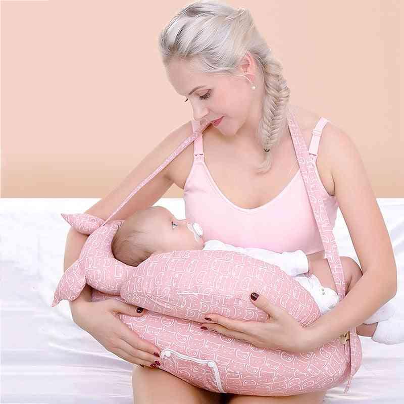 Breastfeeding Pillow Lactation Cushion