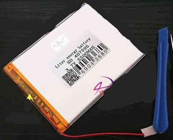 Li-ion Tablet Pc Battery