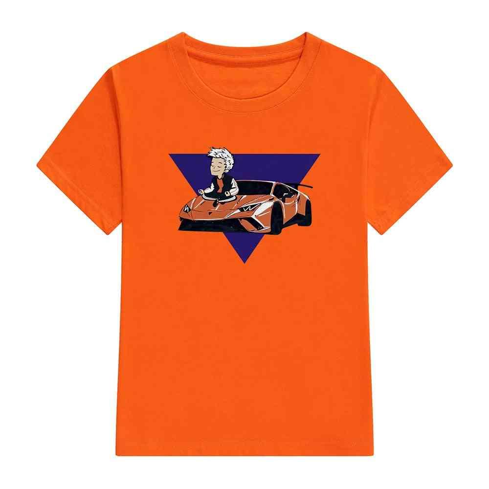 Children's Cotton T Shirts