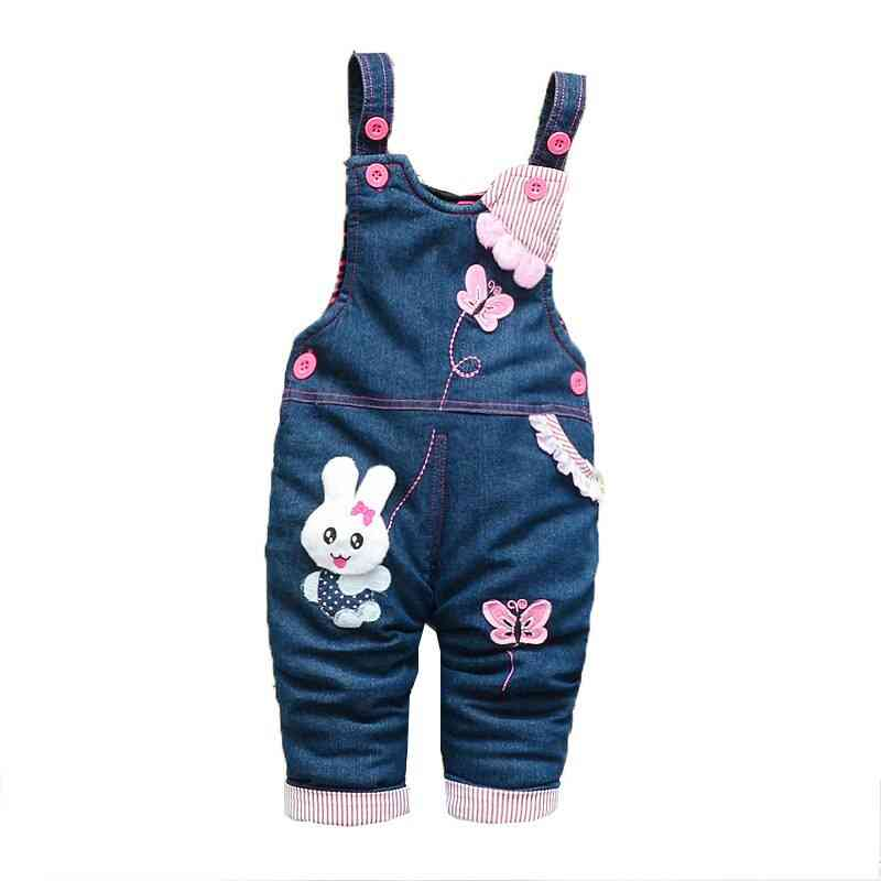 Rabbit Rompers Bebes Cartoon Cloth