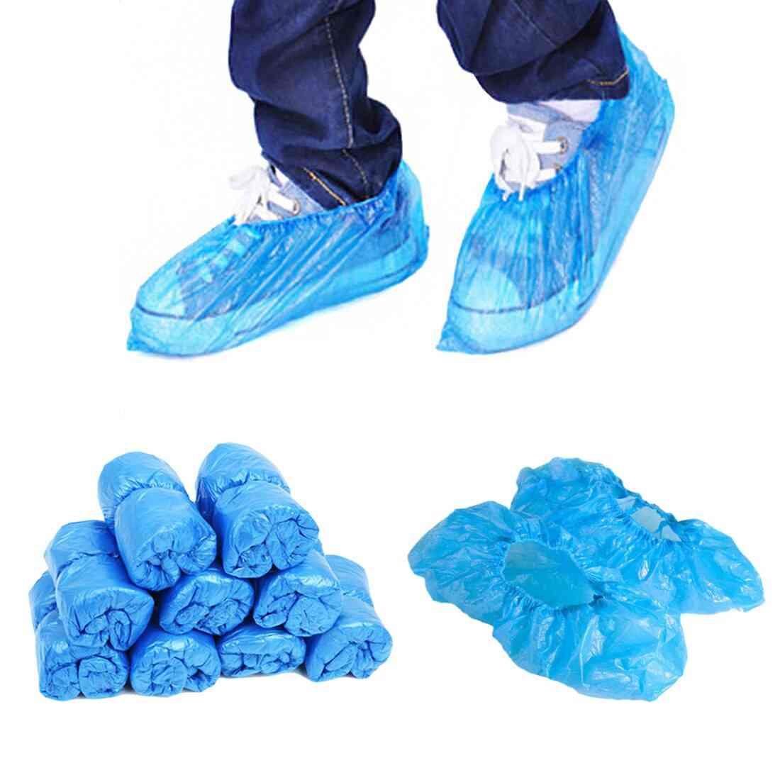 Anti Slip Waterproof Boot Disposable Shoe Cover