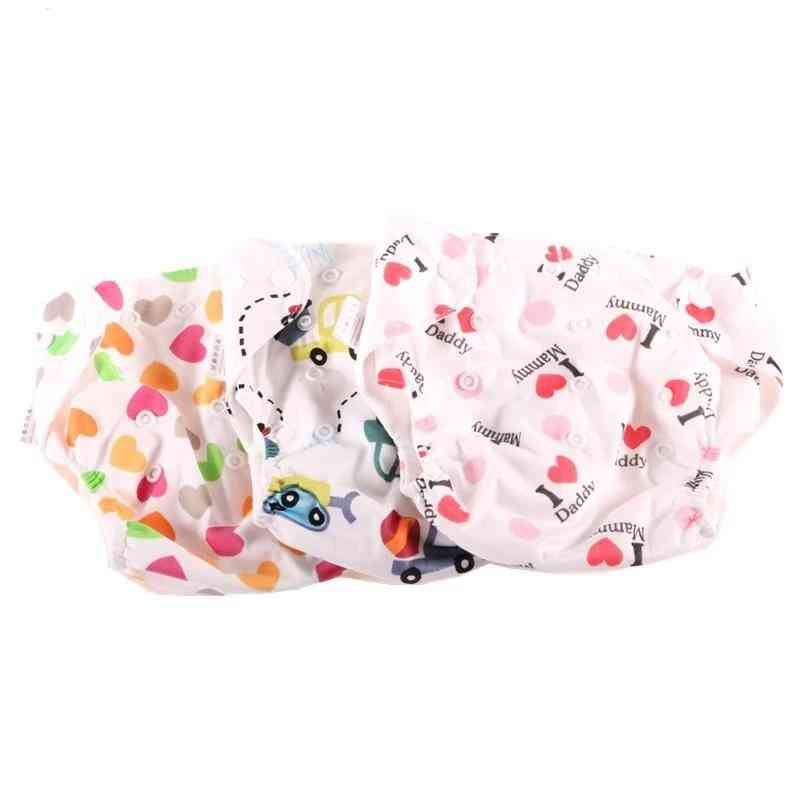 Baby Diaper Reusable Nappies Training Pant