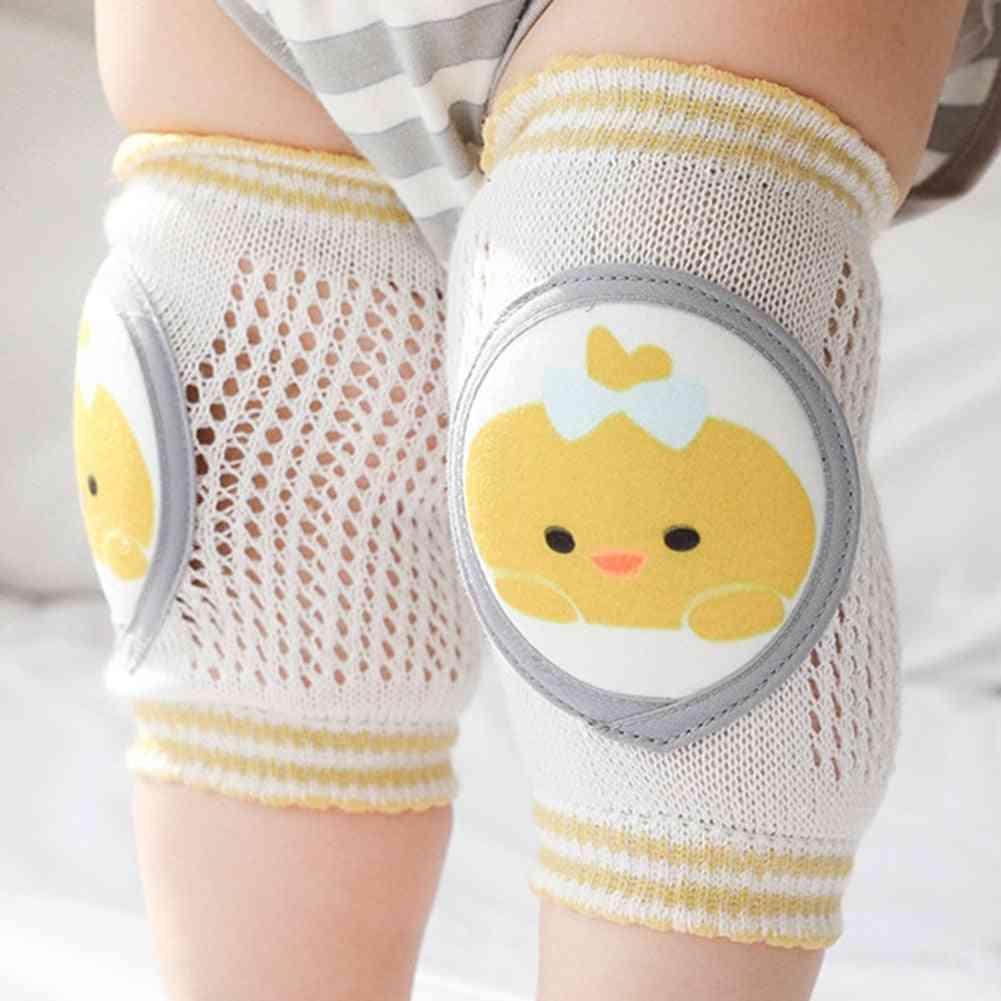 Toddler Socks Short Kneepad Crawling Protector