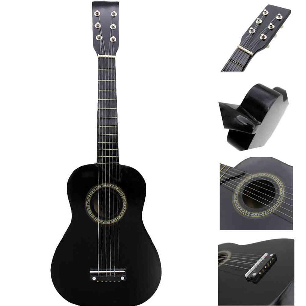 Folk Acoustic Guitar Music Instrument Mini-guitar