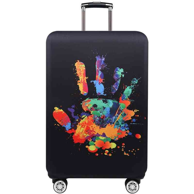City Luggage Suitcase Protective Cover For Trunk Case Apply To 19''-32'' Suitcase
