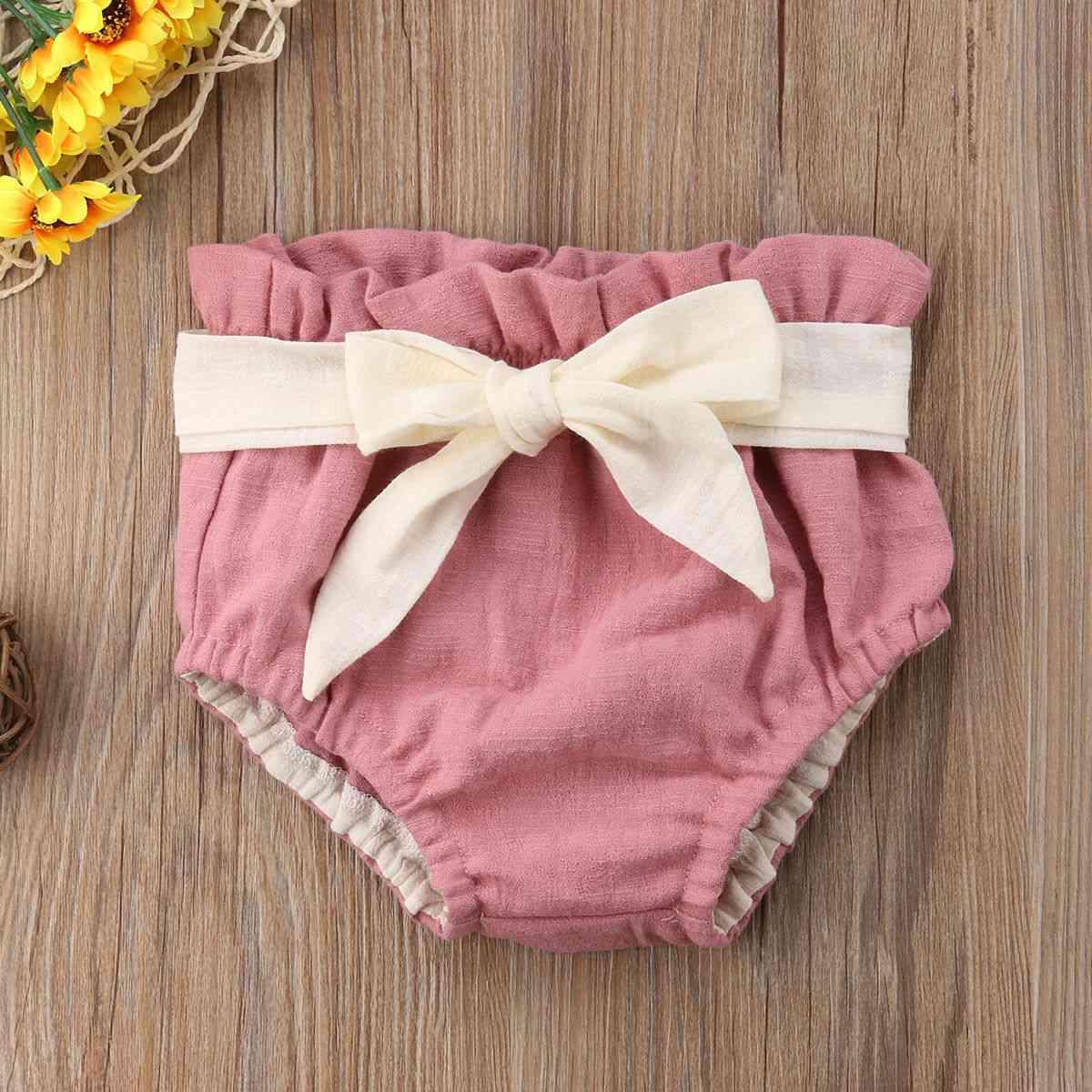 Clothes Cotton Infant  Shorts Pants