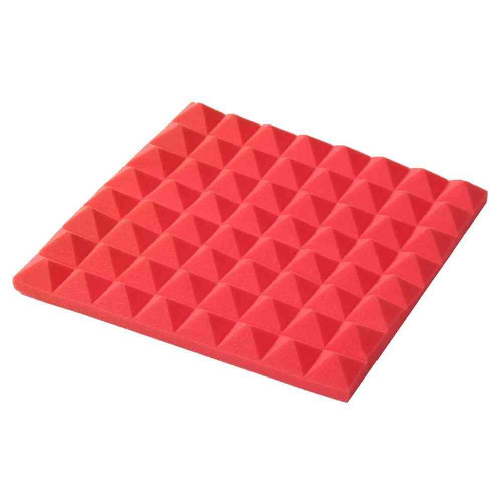 Soundproofing Acoustic Foam, Sound Treatment Studio, Room Absorption Tiles, Polyurethane
