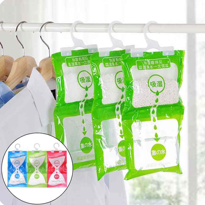 Cabinet Wardrobe Dehumidifier Drying Agent Hygroscopic Anti-mold Desiccant Bags