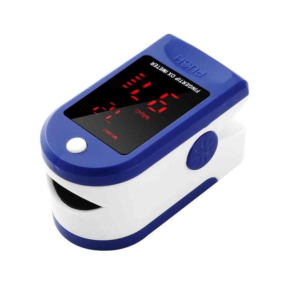 Digital Finger Oximeter