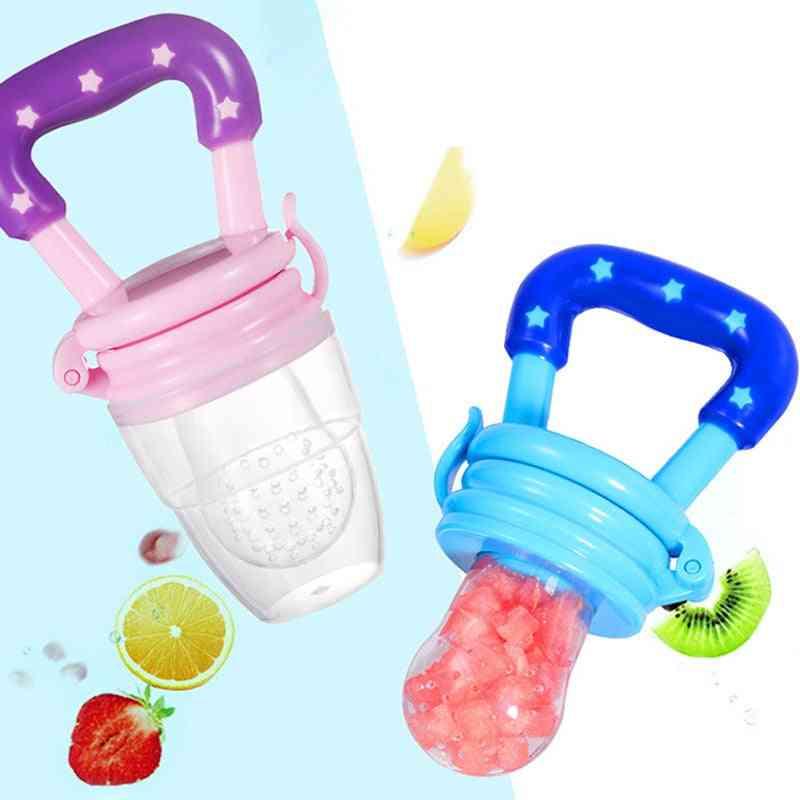 Fresh Food Feeder, Baby Nipple, Feeding Safety Fresh Fruit Pacifier
