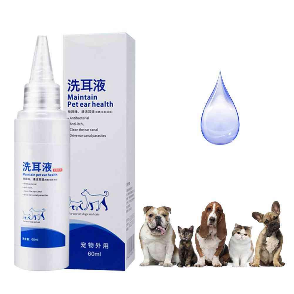 Dog Ear Drops  (blue)