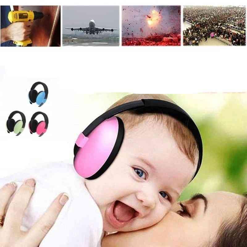 Kids Noise Cancelling Earmuffs Headphone