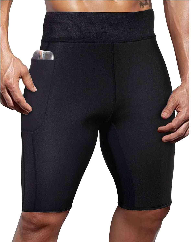 Thermo Sweat Sauna Pants Set Body Shaper Slimming Shapewear