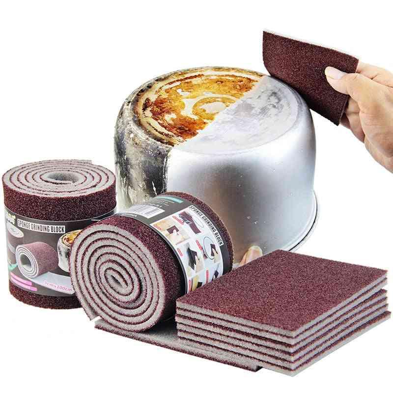 Magic Melamine Carborundum Kitchen Sponge Eraser