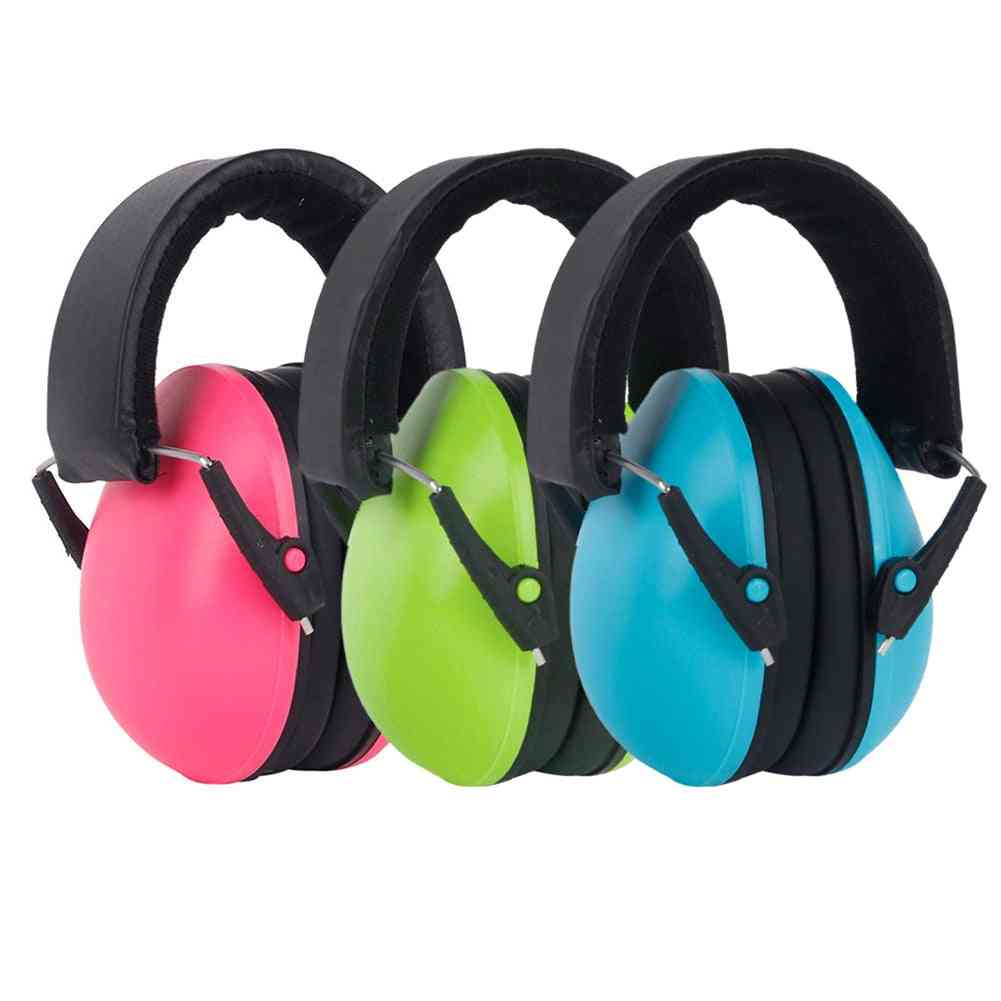 Kids Ear Hearing Protection Noise Reduction-children Ear Defenders Safety Earphone