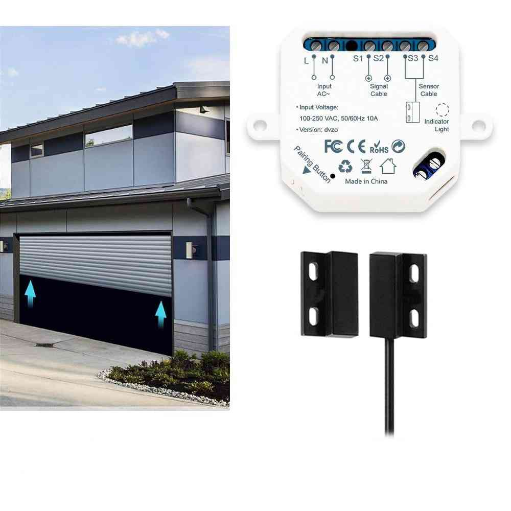 Garage Door Sensor Opener Controller Wifi Switch