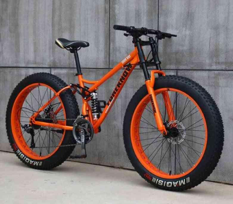 Alfina Mountain Bike Snow Wide Tire