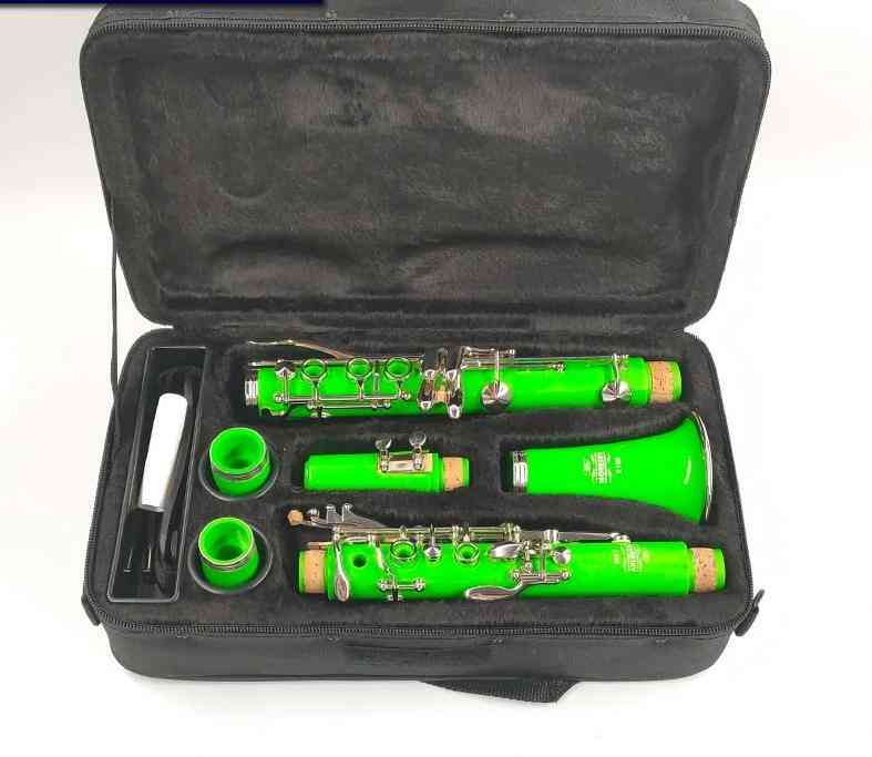 Key Falling Tune Pipe Body Material Clarinet
