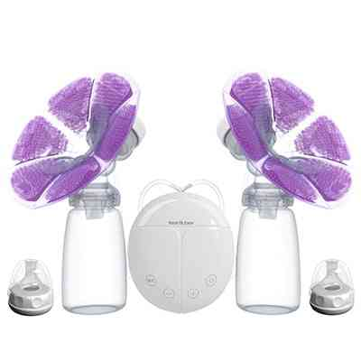 Single/double Electric Breast Pump Baby Nipple Suction Feeding Breasts Bottle Sucking Postpartum Accessories