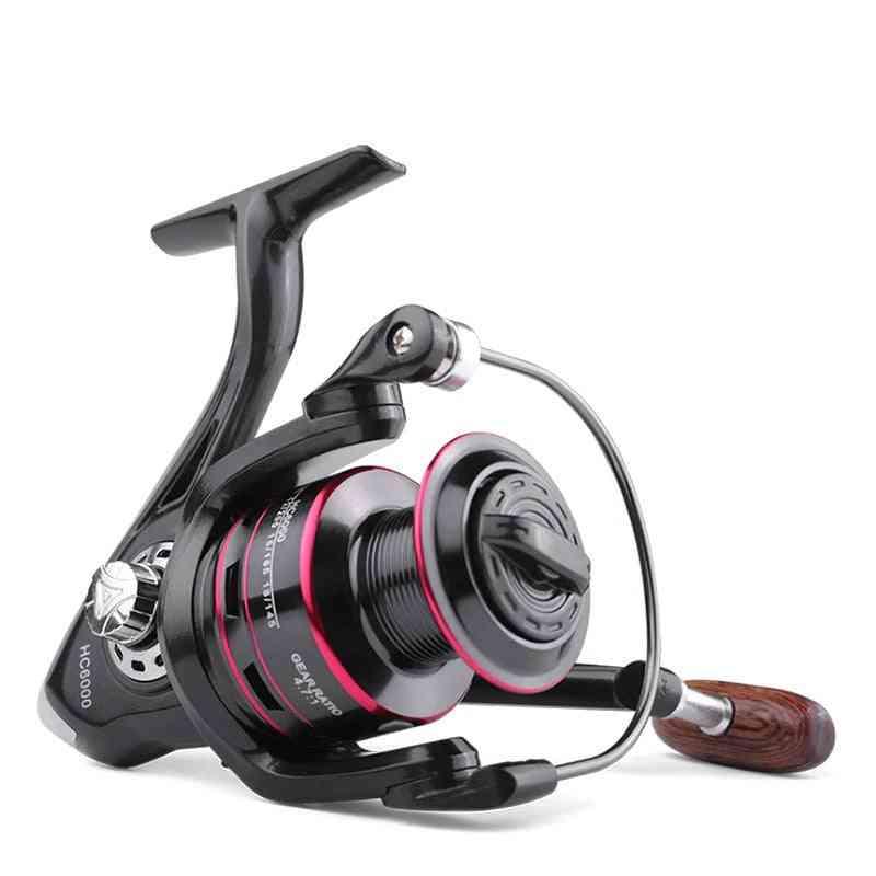 Fishing All Metal Spool Spinning Reel