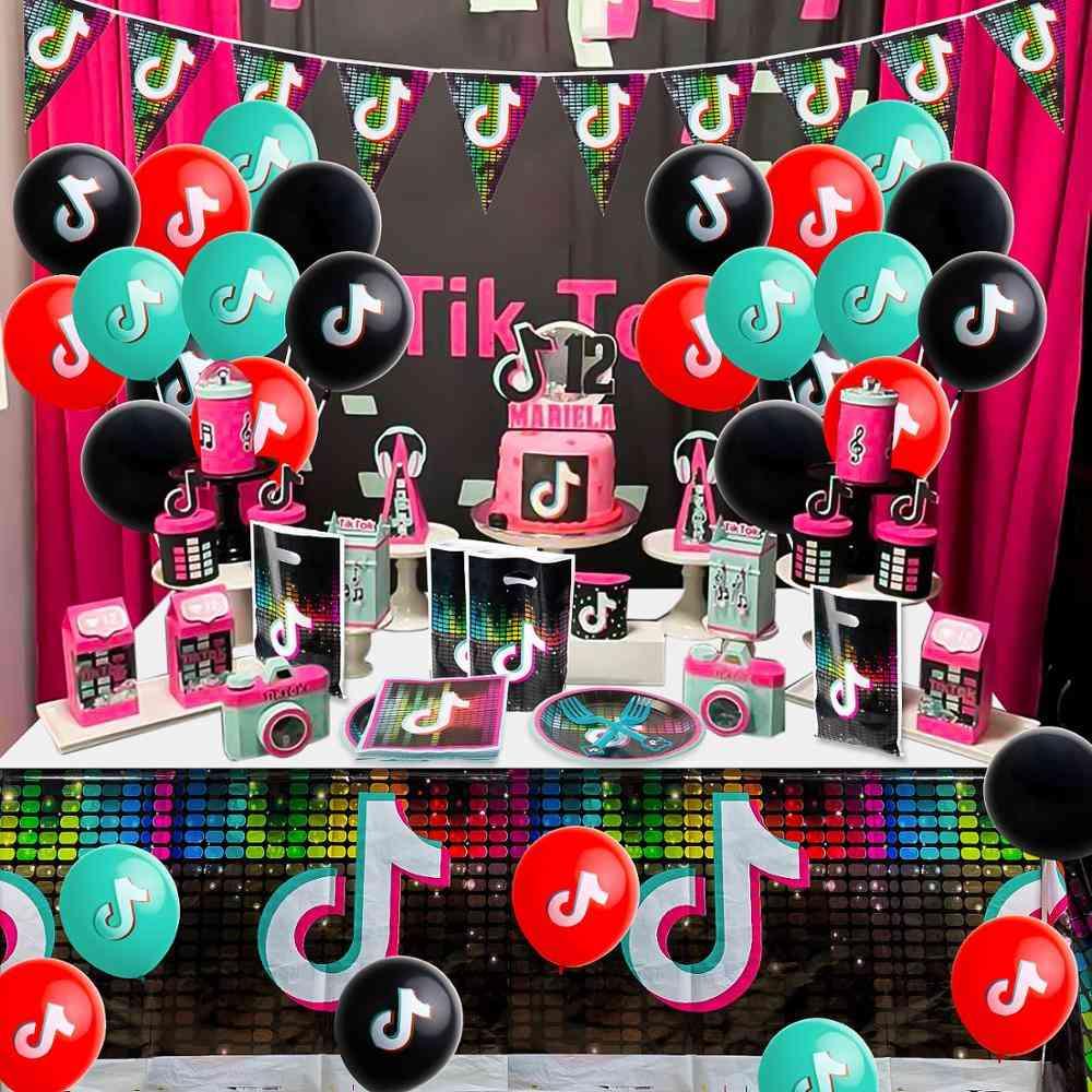 Happy Birthday Party Favors