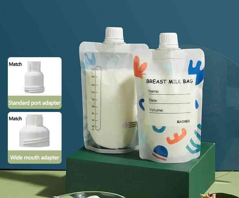 Breast Milk Storage Freezer Bag