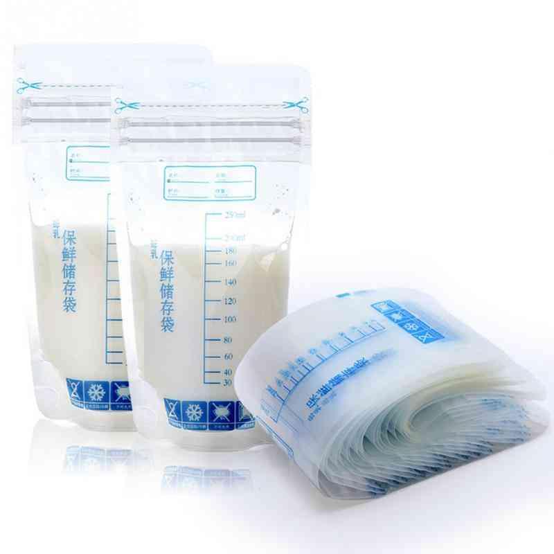 Baby Food Storage Milk Freezer Bags