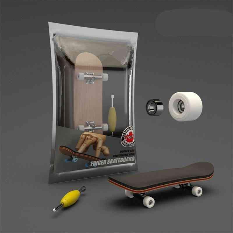 Finger Skateboard Wooden