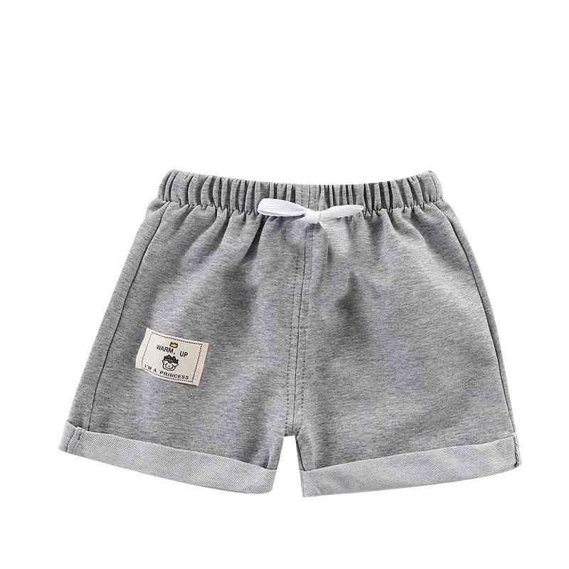 Summer Baby Shorts Cotton Beach Loose Shorts Casual Pants