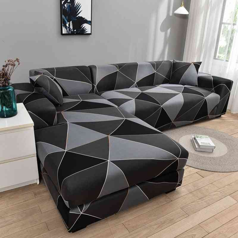 Sofa Protector Anti-dust Elastic Stretch Covers ( Set 3)