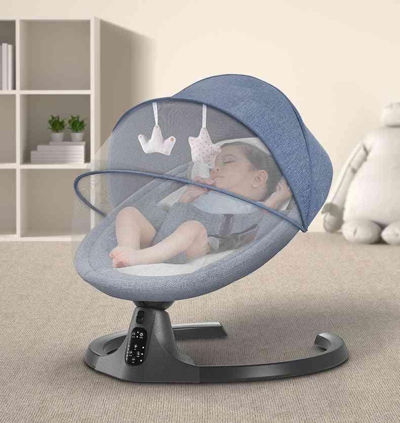 Baby Electric Sleeping Basket