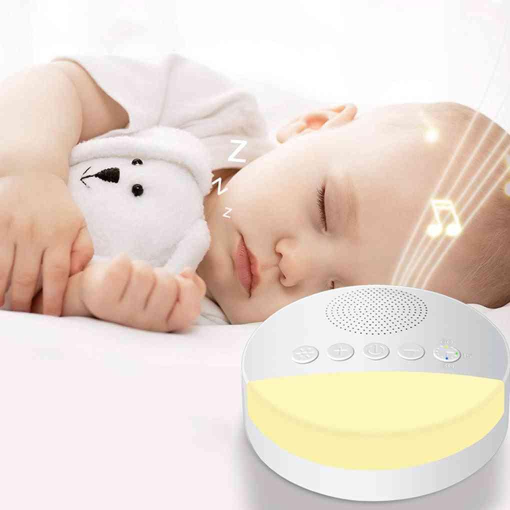 Baby Sleep Sound Player  (white)
