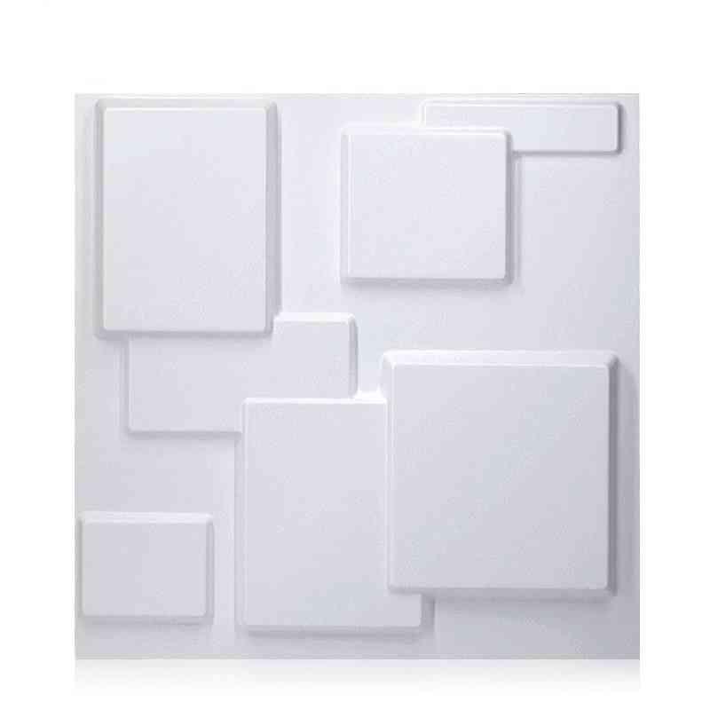 3d Tile Panel Mold Plaster Wall