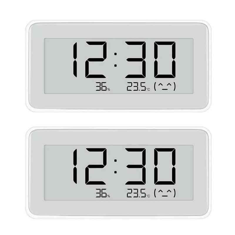 Bluetooth Temperature Humidity Sensor E-link Lcd Screen Digital Thermometer Moisture Meter Smart Linkage