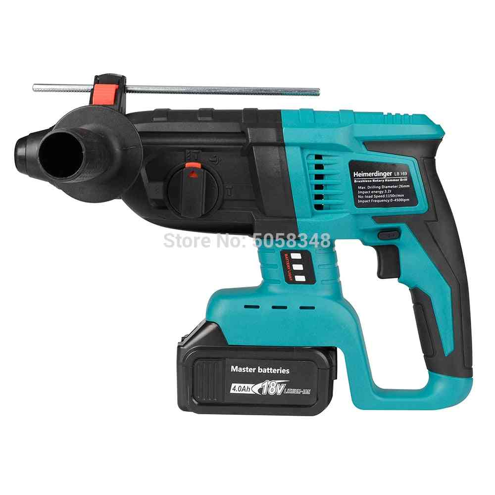 Electric Hammer Impact Drill