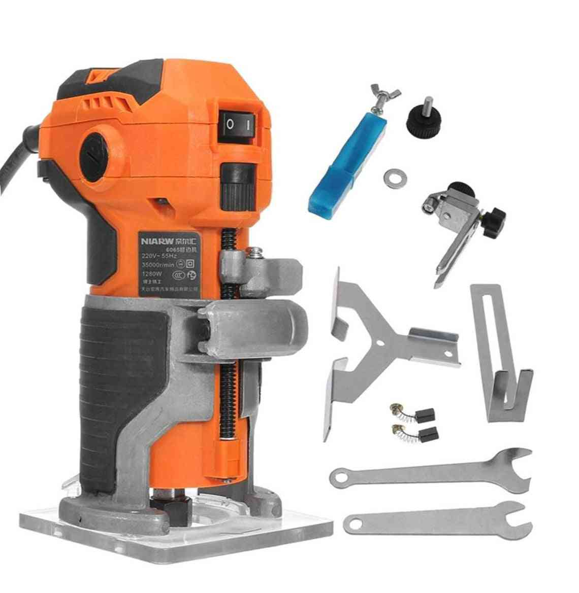 Wood Trimmer Electro Tools Router