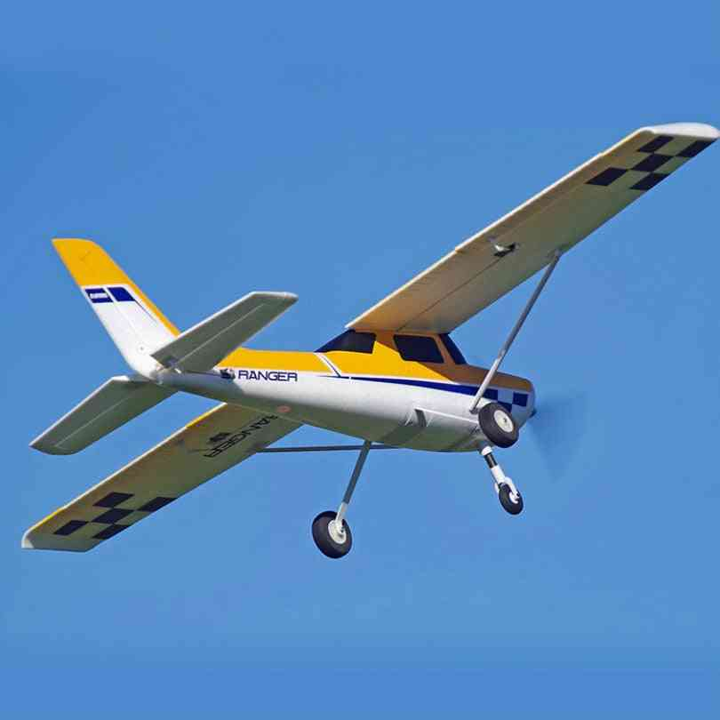 Ranger Trainer Gyro Flight (pnp With Floats)
