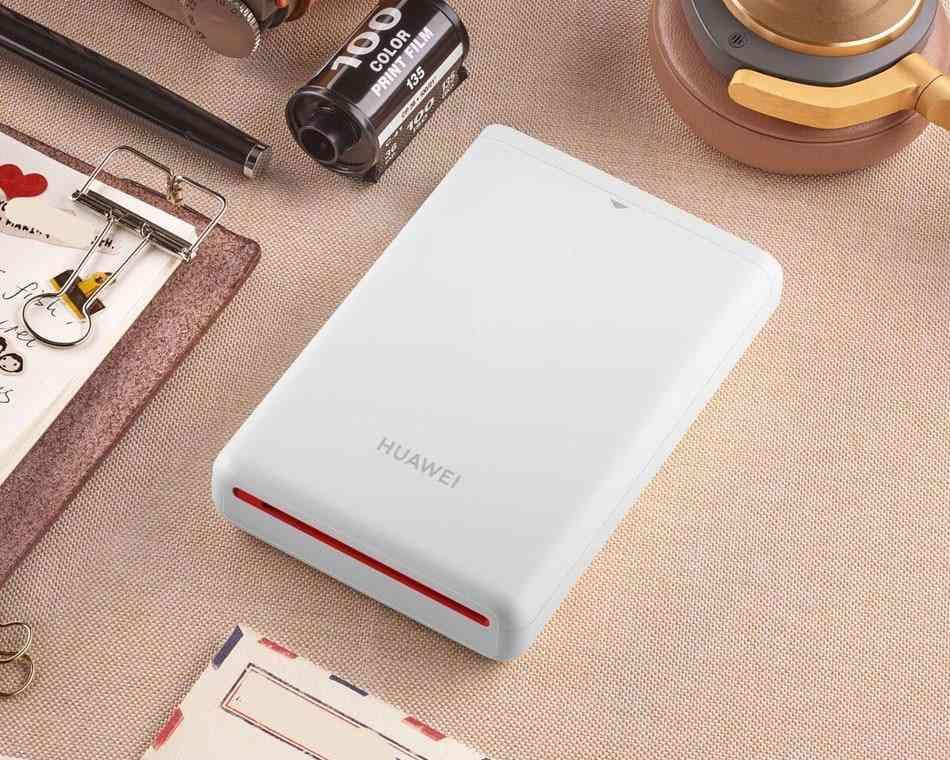 Mini Portable 300dpi Bluetooth Photo Printer
