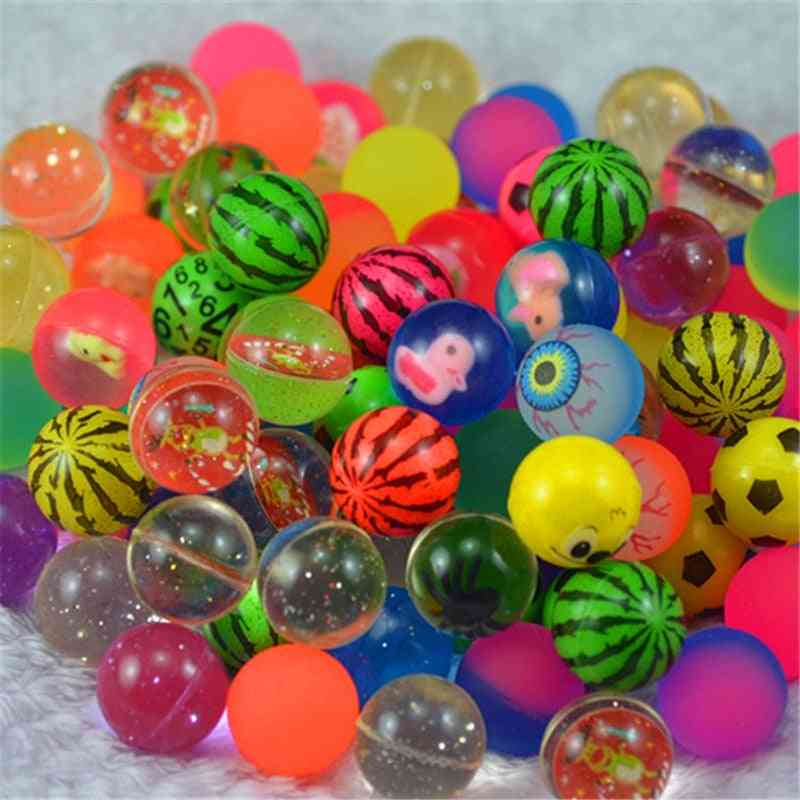 Funny Toy Mixed Bouncy Ball
