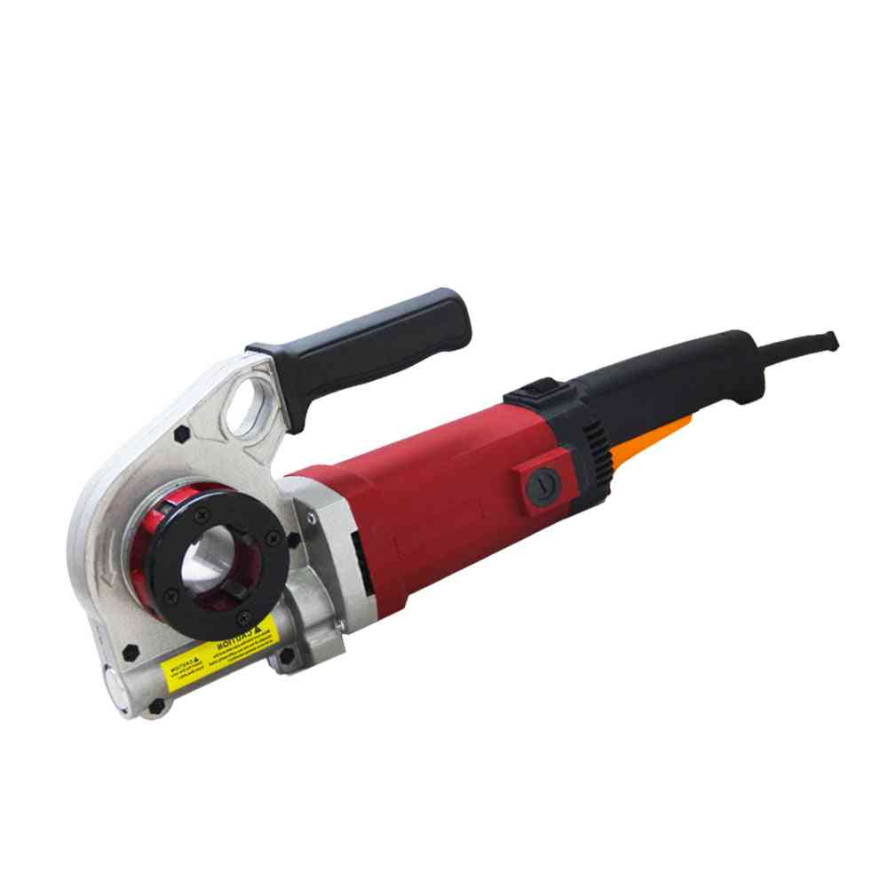 Handheld Electric Pipe Threader Thread Processing Tool