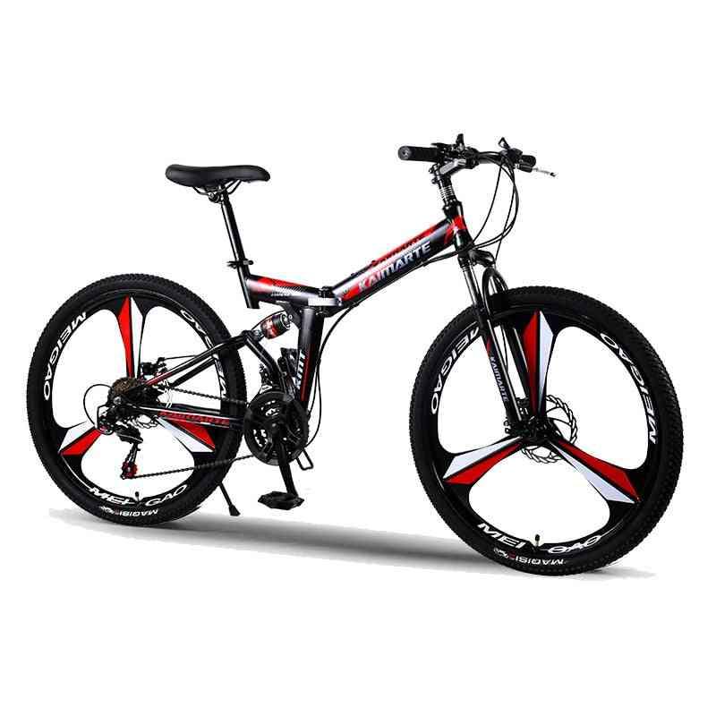 Foldable Racing Bicycle Mountain Bike