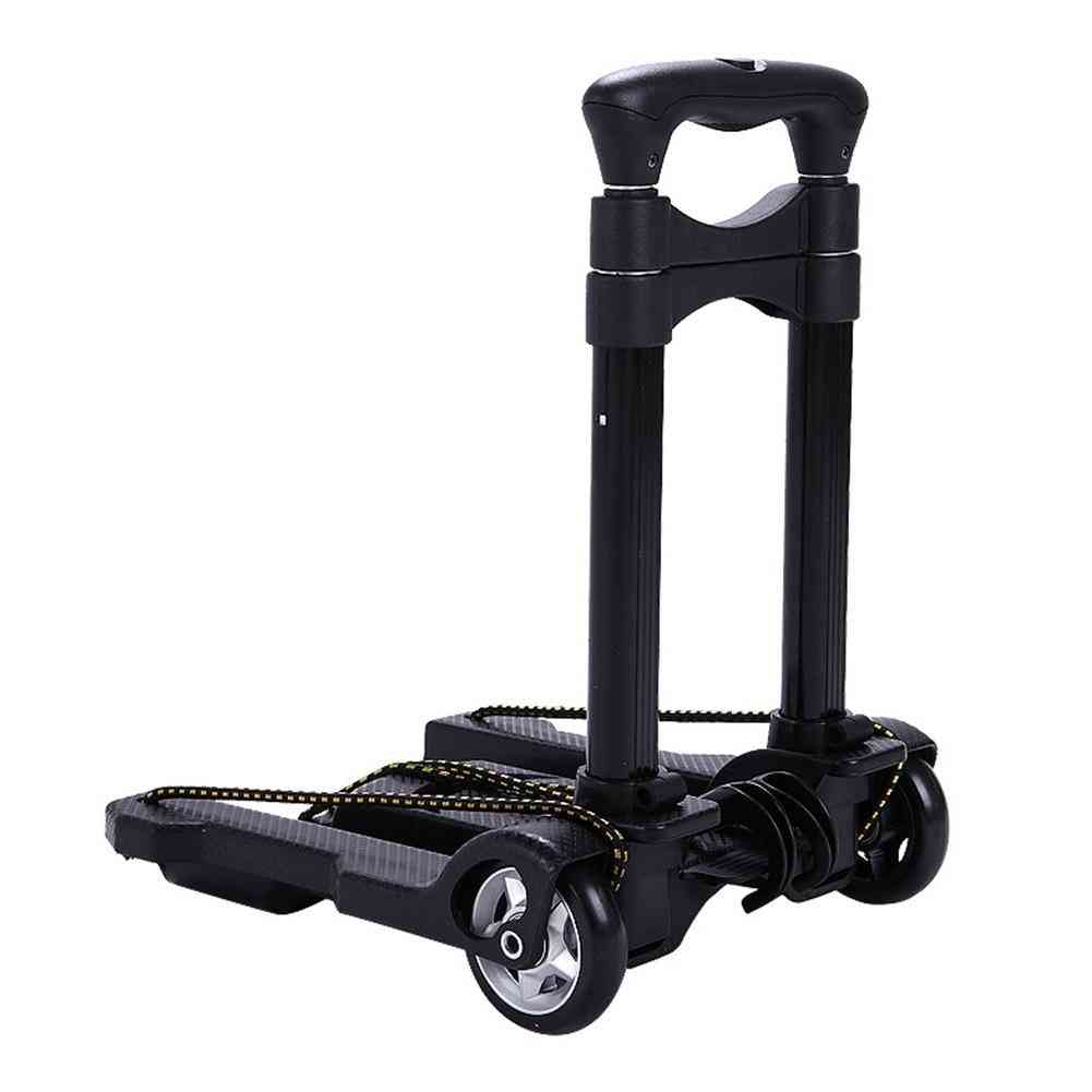 Portable Folding Hand Truck With Wheel