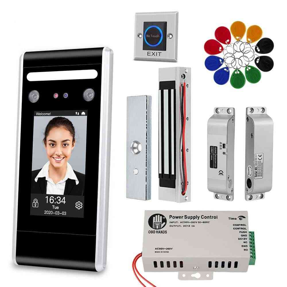 Facial Time Attendance Access Control System