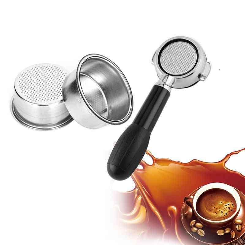 Non Pressurized Filter Cup For Breville Delonghi Krups Coffee Filter
