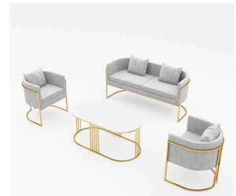 Wedding Sofa Beauty Parlor Simple Modern