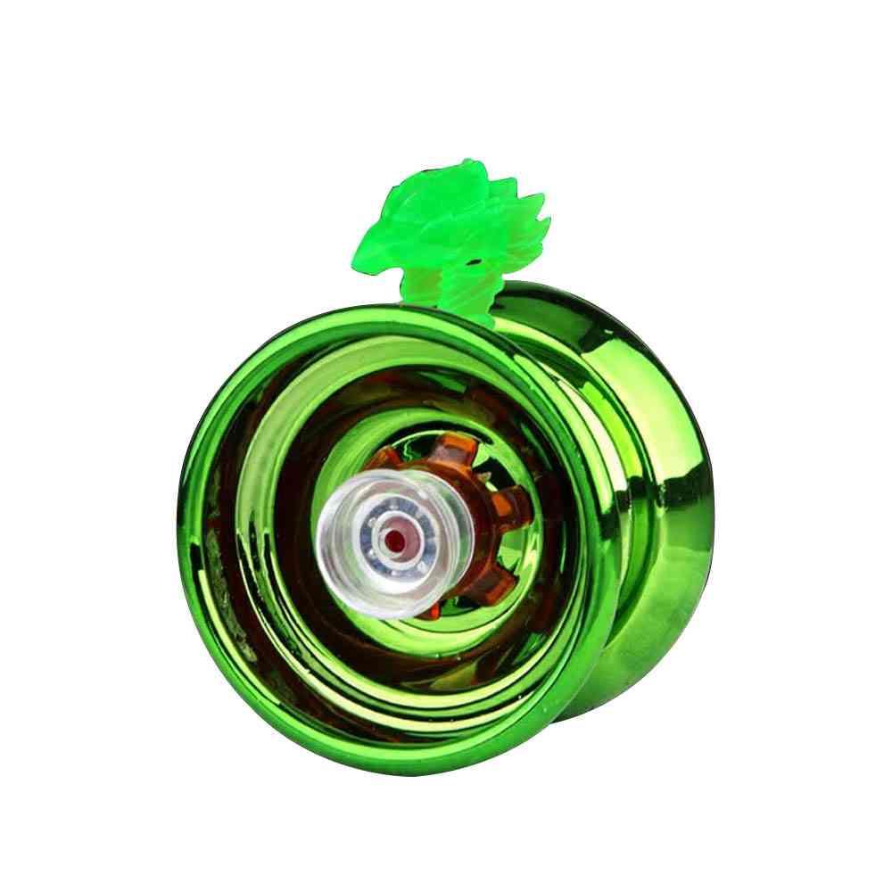 New Aluminum Alloy Responsive Yoyo Ball Kids Toy, For