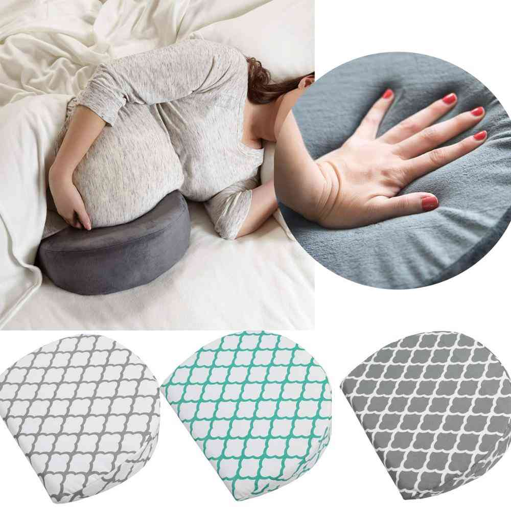 Pregnancy Pillow Wedge For Maternity Women Sleepers, Baby Breastfeeding Pillow