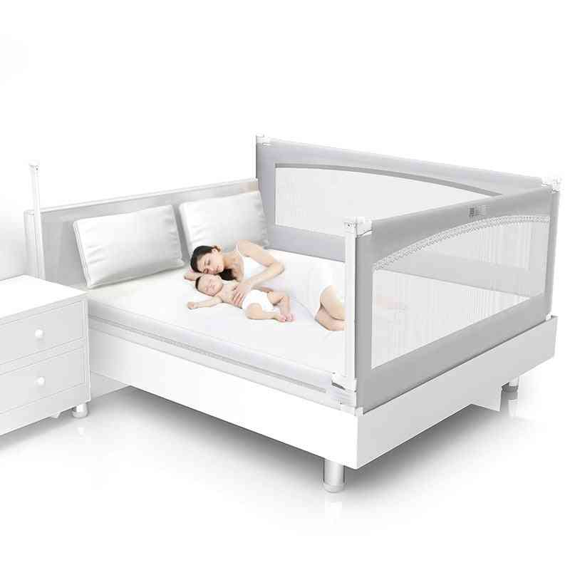 Brand Bed Guardrail Universal Crib Fence Baby Fall Guard Vertical Lifting