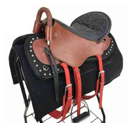 Horse Harness Accessories Cowhide Tourist